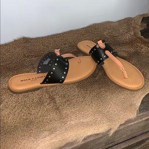 Rock & Candy Sandals!